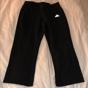 Black Adidas Capri